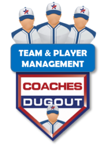 USA Premier Sports Coaches Dugout - Team & Player Management System